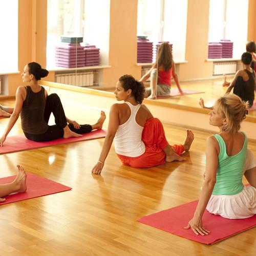 Prima oara la Yoga?